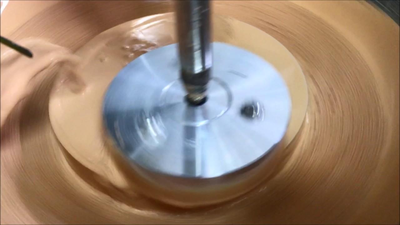 オスカーによる簡易研磨動画